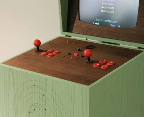 Cabinet Gaming Consoles