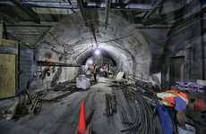 These Photos Reveal the NYC Second Avenue Subway Close to Completion