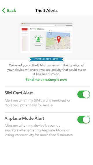 Protective Mobile Apps - The Lookout App Uses Predictive Security to Protect Important Data