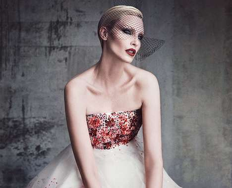 Dramatic Couture Editorials