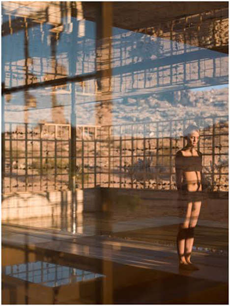 Enigmatic Self-Discovery Photography - Mona Kuhn Explores Fragmented Memories and Personal Journeys