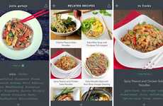 Recipe Finder Apps - The 'Handpick' App Helps Match Recipes to Food Photos on Instagram