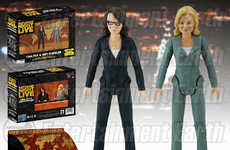 Comedian Action Figures