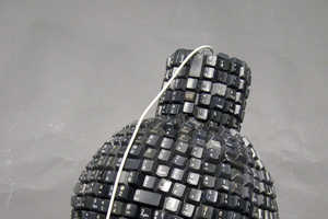 This Keyboard Art Expresses Society's Relationship with Technology