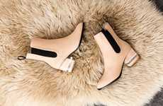 Artisan Urbanite Footwear - The Dear Frances Lagom Shoe Collection is Tailored and Fit for Cities