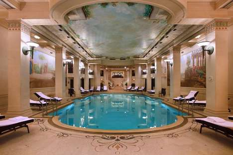 Couture Co-Branded Spas - The Chanel Au Ritz Paris Adds Fashion to Facials