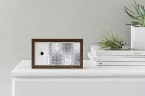 Smart Air Purifiers - Awair Monitors and Enhances the Air Quality in One's Home