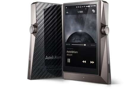 Versatile Audio Players - The AK380 Audio Player Can Support a Variety of Formats