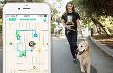 Dog Walker Apps - 'Wag!' is a New App for Dog Owners That Will Find You a Dog Walker on Demand