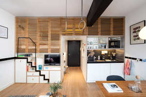 Top 50 Modern Trends in June - From Cleverly Compact Lofts to Sculptural Sharing Gifts