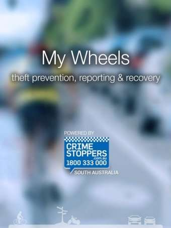 Anti-Theft Vehicle Apps - Crime Stoppers' My Wheels Warns Drivers in Areas Where Theft is Prevalent