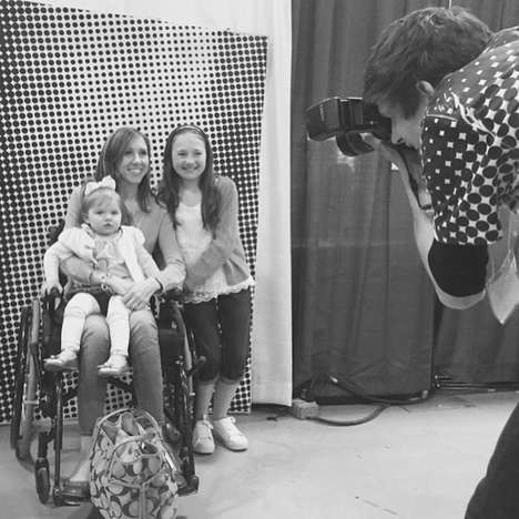 Disability-Celebrating Portraits - The [dis]ABLED Inside Out Project Calls for Change