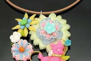 Glamoramapuss Handmade Necklaces