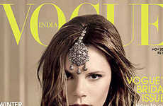 Victoria Beckham for Vogue India