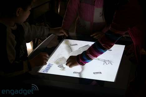 Kid-Friendly Touchscreens