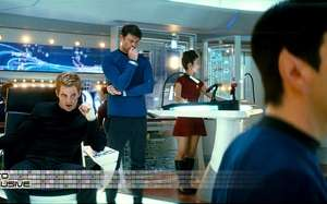 Trailer and Stills from 2009's 'Star Trek' Film