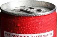 Drinks to Satisfy Cigarette Cravings - 'Liquid Smoking'
