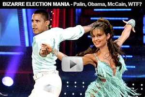 Obama and Sarah Palin Dancing With the Stars, Baby Halloween Costume Ideas