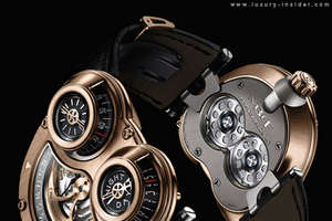 The Horological Machine No3