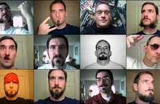 One Man's Extreme Facial Hair Quest