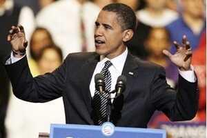 The Barack Obama Infomercial