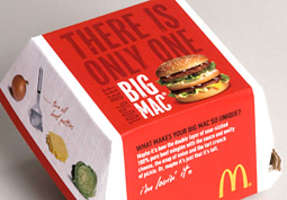McDonald's Revamps Their Image