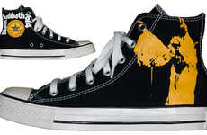 Special-Edition Sneakers - Converse Introduces Black Sabbath Shoes