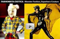 Monster Fashion, Superhero Couture, Sarah Palin's $150,000 Wardrobe