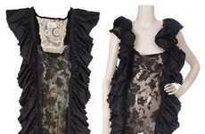 Haute Couture Witch Fashion