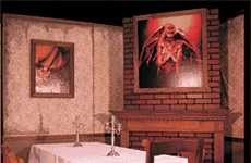 Actual Haunted House Furniture