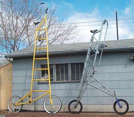 Mutant Bicycles