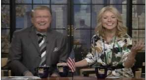 'Republicans and Dominicans' on Regis and Kelly