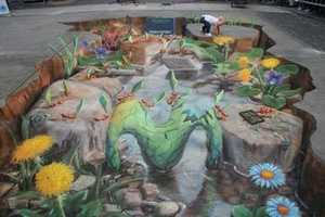 Massive 3D Street Art by Edgar Muller