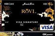 Bejeweled Credit Cards