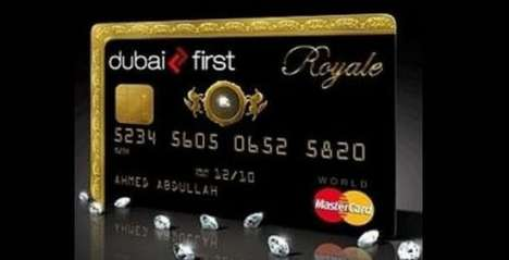 Bejeweled Credit Cards