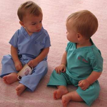 Work Clothes for Babies
