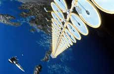 Solar-Powered Satellites