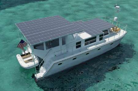 Eco-Friendly Yachts