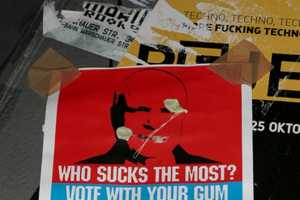 """Who Sucks The Most"" Guerrilla Street Elections"