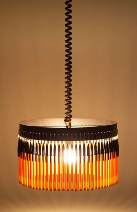 Frugal Lamp Design