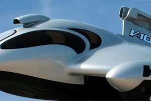 The Maritime Flight Dynamics SeaPhantom