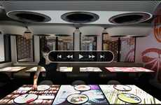 Touchscreen Dining - Inamo Restaurant in London