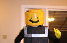 Geeky Dress Up - Lego Cosplay