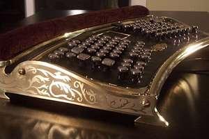 Datamancer's Brass Masterpiece
