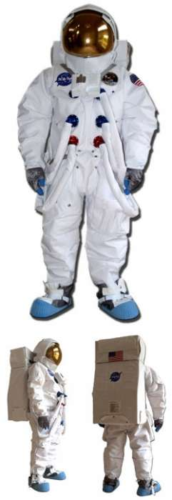 Custom Replica Space Suits
