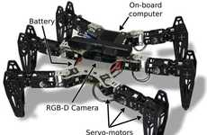 Improvising Robots - These Resilient Robots Carry On Working After Suffering Damage