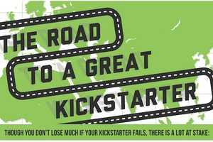 Bit Rebels' Infographic Aids in Building a Successful Kickstarter