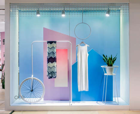 Nordic-Inspired Flagship Stores