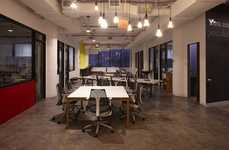 Charismatic Coworking Hubs - This NYC Coworking Space is a Launchpad for the Next Big Idea