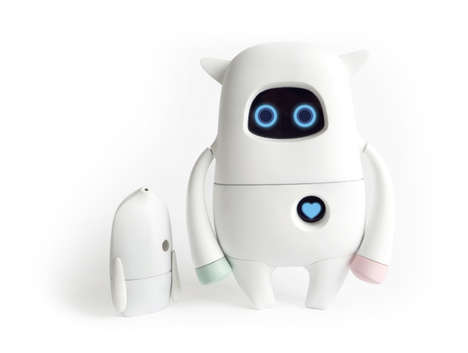 Intelligent Personal Robots - Musio is an AI Robot with Interchangeable 'Brains' for Different Tasks